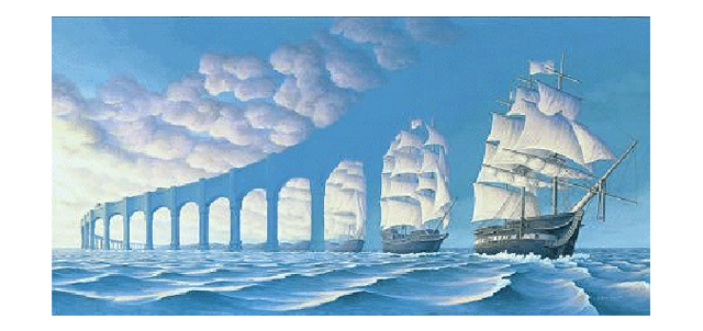 Sea/Ship Illusion by the National Institute of Environmental Health Science